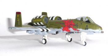 A-10 Thunderbolt USAF US Air Force Herpa Diecast Collectors Model Scale 1:200 559362 E